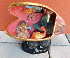 vintage VALLAURIS COQUILLAGE MOULE KITCH Schimmel mold STATUE old SEE ANIMAL