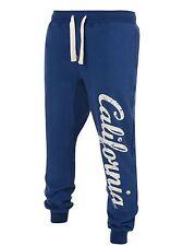 American Freshman Fleece Joggers Jogging Bottoms Sweat Pants Black Blue Grey