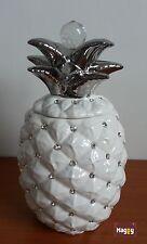 ananas en strass pot a sucre a cafe decoration bonbonniere  thermos gaz verre $