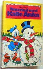 DISNEY VINTERKUL MED KALLE ANKA HEMMETS JOURNAL 1978