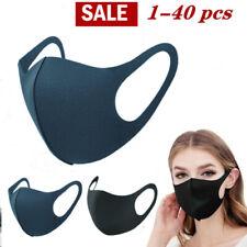 ✅BLOWOUT BUNDLE DEALS✅ Face Mask Unisex Fashion Reusable Washable 5 Colors LOT