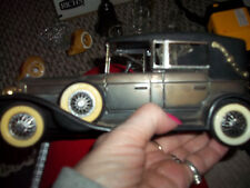 Rare Vintage 1928 LINCOLN TRANSISTOR RADIO CAR WORKING