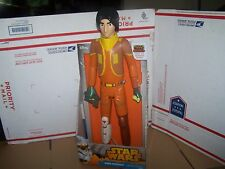 18 inch tall Star Wars Ezra Bridger Action Figure-New STAR WARS REBELS - DISNEY