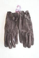 e0e069927cf8 Paire de gants tactile marron en cuir neuf taille L de marque DENTS 1777