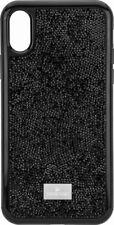 Swarovski Glam Rock Case for Apple iPhone X - Black (49707BBR) - In Box - VG