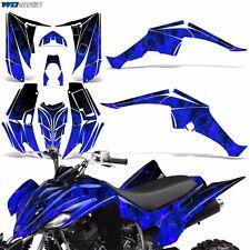 Yamaha Raptor 350 Decal Graphic Kit Quad ATV Wrap Deco Racing Parts 04-14 ICE U