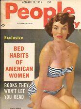 Pocket Magazine--People Today Oct. 55 cover Honey Merrill-----276
