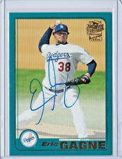 2019 Topps Archives Fan Favorites Autographs #FFAEG Eric Gagne DODGERS AUTO