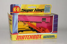 MATCHBOX SUPER SPEED KINGS #K-8 CATERPILLAR 977K TRAXCAVATOR BULLDOZER, BOXED