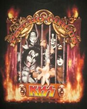 "1998 Kiss ""Psycho-Circus Completely F*k'n Psycho"" Concert Tour (Lg) T-Shirt"