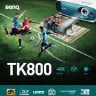 BenQ TK800 True 4K HDR Projector with XPR Vivid Color OSD 28 Languages Support