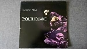 DEAD OR ALIVE - YOUTHQUAKE .       LP.