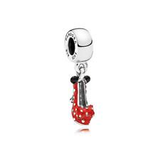 Pandora Disney Minnie Mouse Shoe Dangle Charm - S925 ALE - Genuine