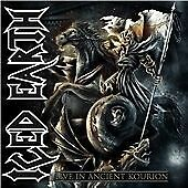 Iced Earth - Live in Ancient Kourion (2013)  2CD  NEW/SEALED  SPEEDYPOST