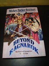 Beyond Ragnarok Renshai Chronicles 1995 by Mickey Zucker Reichert Hardcover Book