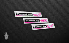 Subaru Impreza Tuned By STI Sticker Kit | Decal | WRX | GC8 | JDM