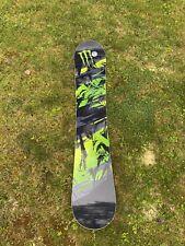 Monster Energy GNU Snowboard 156cm *Brand NEW!*