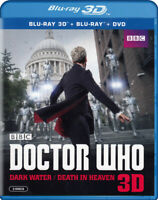 Doctor Who - Dark Water / Death in Heaven (3D  New Blu