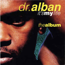 Audio CD - DR. ALBAN - It's My Life The Album - USED Very Good (VG) WORLDWIDE