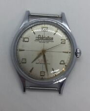 Adriatica Vintage World-Champion Stainless Steel 21 Jewels Extra Mens Watch