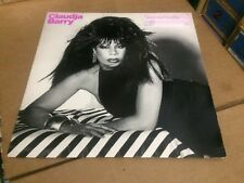 CLAUDJA BARRY DOWN AND COUNTING PIC SLEEVE VINYL 12'' V