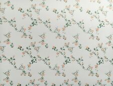 3 Sheets of Sissinghurst Wallpaper, Dolls House Miniature DIY Decorating