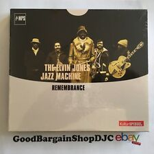 The Elvin Jones Jazz Machine - Remembrance (CD, 2014) *New & Sealed*