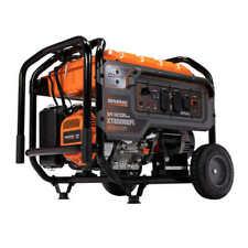 Generac GP8000E Gas Powered Portable Generator