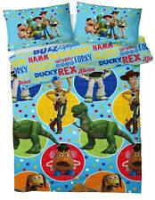 Disney Toy Story 4 Double Duvet Quilt Cover Set Boys Girls Kids Children Bedroom
