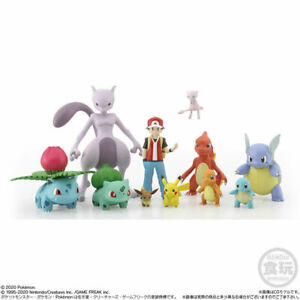 Kanto 1st edition Scale World Project Bandai Pokemon Center  Japan CHOOSE YOURS!