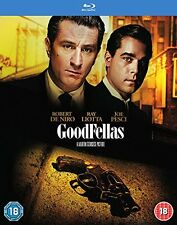 GOODFELLAS Doppio BluRay 25th Anniversary Edition FILM in Inglese NEW PRENOTAZ.