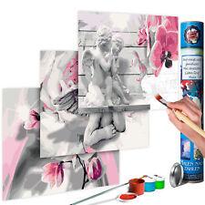 Malen nach Zahlen Erwachsene Wandbild Malset mit Pinsel Malvorlage n-A-0351-ab-e