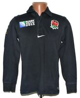 ENGLAND NATIONAL TEAM 2011 RUGBY UNION SHIRT JERSEY NIKE SIZE S WORLD CUP