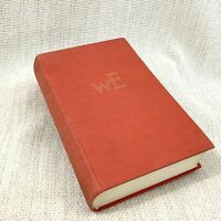 1957 Vintage Dutch Libro Elsschot Willem Flemish Scrittore Novel Letteratura Old