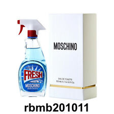Moschino Fresh Couture for Women 3.4Oz Eau De Toilette Spray NEW In Box Sealed