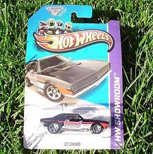 SUMMIT '67 Camaro HOOD OPENS Hot Wheels SHOWROOM 244/250 NEW in Blister Pack!