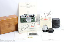 *Mint* Leica M6+M50/2 Colombo 92 Special Edition Boxed