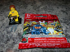SEALED LEGO Series 7 minifigure JUNGLE BOY 8831 Tarzan chimp monkey minifig NEW