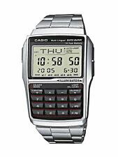 New CASIO Standard Digital Watch DBC32D-1A With Calculator SilverFrom Japan