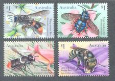 Australia-Native Bees 2019 mnh set-gummed