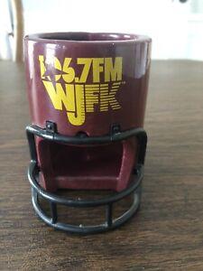 Washington Redskins Helmet Shape Foam Can Cooler  ~ Redskins Radio