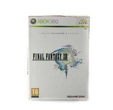 Final Fantasy XIII 13 Edizione Limitata da Collezione Xbox 360 x360 ITA Nuovo