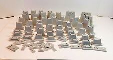 Atlas Bridge Pier Lot 85 Pieces Train Track Railroad Accessory Spacer HO Scale