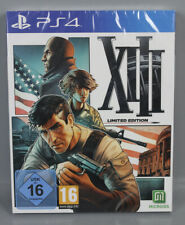 Playstation 4 XIII - Limited Edition PS4 - Konsolenspiel - USK16 - Game CSL-XIII