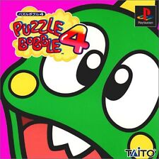 PS1 Puzzle Bobble 4 Japan PS PlayStation 1 F/S