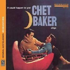 CHET BAKER - CHET BAKER SINGS (OJC REMASTERS)  CD NEW+