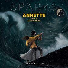 SPARKS - ANNETTE - OST [CD] Sent Sameday*