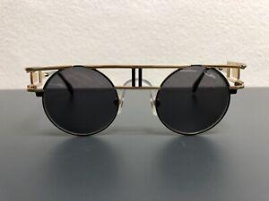 Cazal 958 302 Gold/Black Vintage Sonnenbrille 2 Chainz Beyoncé Style Top Zustand