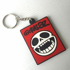 New Gorillaz RUBBER KEYCHAIN ROCK MUSIC Memorabilia Gift Collectible