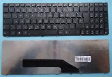 TASTIERA Notebook Asus k50 k50ab k51ac k51ae k50ad k50af k50c k50in p50 p50ij de